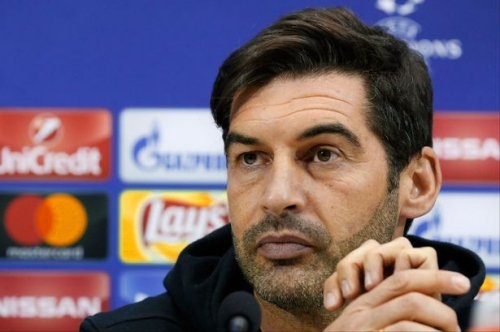 Paulo Fonseca out of the running for Everton FC job