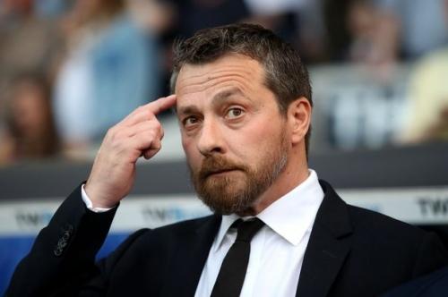 Fulham boss Slavisa Jokanovic gives the Aston Villa game away - almost!