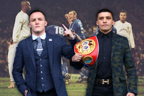 The Leeds United v Cardiff City rivalry that will ignite between Lee Selby and Josh Warrington at Elland Road