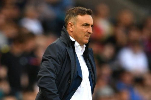 Carlos Carvalhal's future as Swansea City manager about to become clearer as Roberto Martinez rules himself out