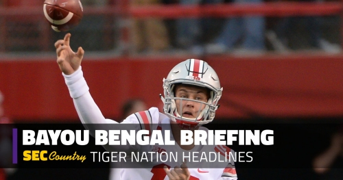 LSU fans might be getting Joe Burrow news sooner rather than later