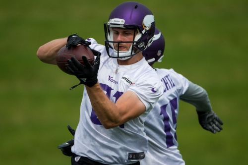 Moritz Boehringer embracing switch to TE with Bengals
