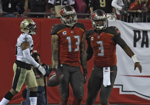 Mike Evans, Jameis Winston among top 25 players under 25, Pro Football Focus says