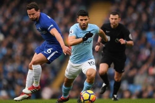 Man City's Sergio Aguero delivers fantastic news to Pep Guardiola
