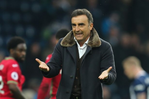 Swansea City officially confirm that they have parted ways with Carlos Carvalhal