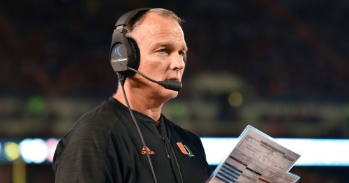 Mark Richt raves about how incoming freshmen can change Miami offense