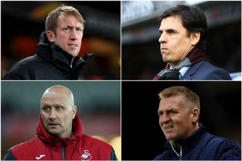 Next Swansea City manager contenders: A definitive look at the men in the frame to replace Carlos Carvalhal