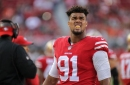 Armstead recovering from minor foot surgery, should be good to go in OTAs