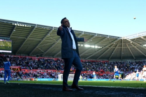 The fall of Carlos Carvalhal: how Swansea City's 'saviour' lost his way when it mattered most