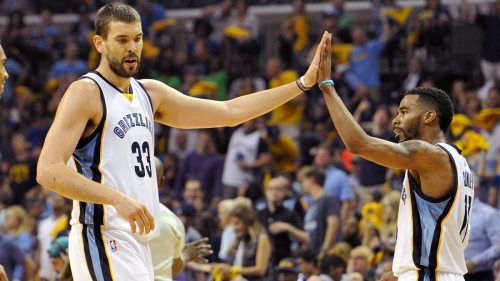 Grizzlies looking to keep Marc Gasol, Mike Conley core intact