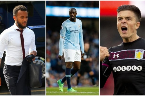 Yaya Toure, Jack Grealish & Mario Balotelli: The big names Wolves could sign this summer according to the bookies