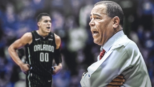 Kelvin Sampson drawing heavy interest from Magic