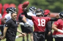 Depth chart: A look at the roster at start of OTAs