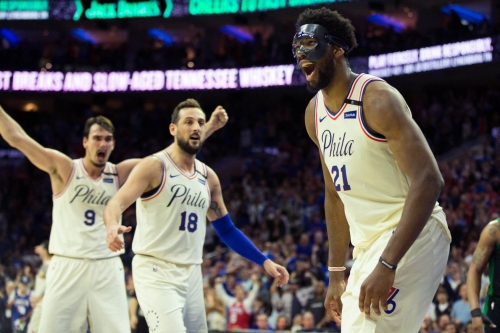 Sixers Playoff Lessons: Joel Embiid's post-ups and passing