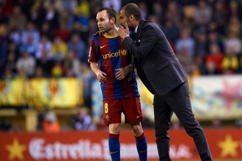 Andres Iniesta considering player-coach role at Manchester City and more transfer rumours