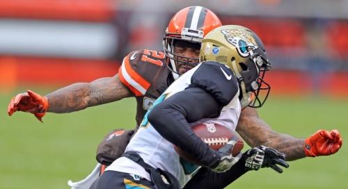 Browns finalizing deal to send Jamar Taylor to Arizona Cardinals