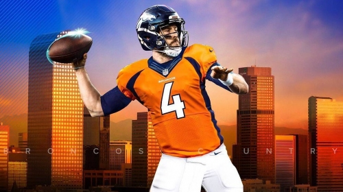 Broncos QB Case Keenum says last year's Denver offense is 'over'