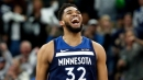 NBA trade rumors: Karl-Anthony Towns more likely to be dealt than Anthony Davis, per ESPN's Brian Windhorst
