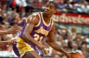 This Day In Lakers History: Magic Johnson Dishes Out 21 Assists In Win Over Trail Blazers In Game 1 Of 1991 Western Conference Finals