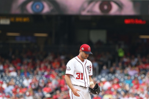Washington Nationals' lineup for series opener with the Los Angeles Dodgers in D.C.