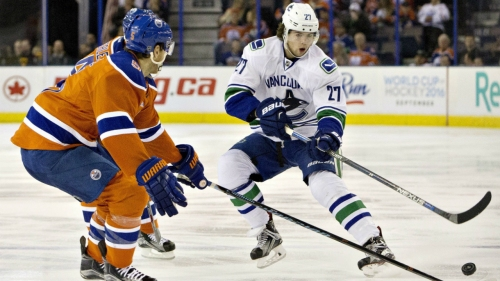 Canucks' Ben Hutton on constant criticism: 'I just want to prove people wrong'