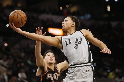 2017-18 Spurs Player Reviews: Bryn Forbes
