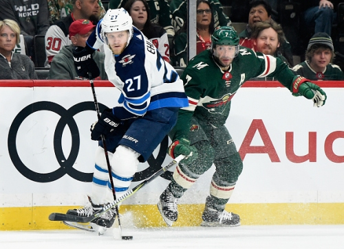 Winnipeg Jets Nikolaj Ehlers Sick, Not Injured; Available for Game 4