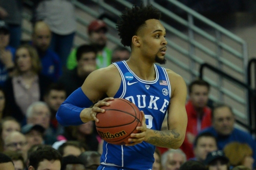 Gary Trent Jr. has Work Out with Blazers, Troy Brown Possible