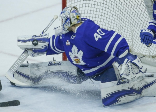 Calder Cup hopes no pipe dream for Marlies