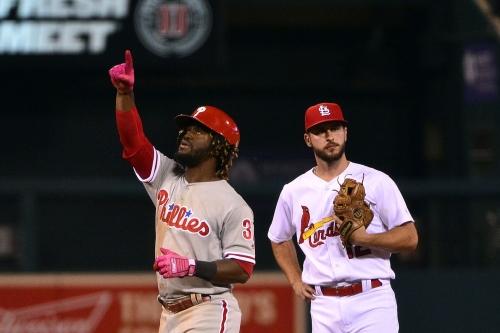 Game Thread 5/18: Phillies at Cardinals