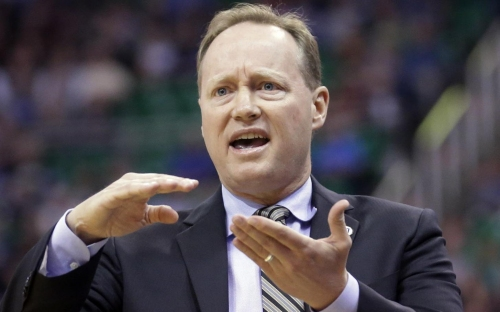 Mike Budenholzer excited to take next step with the Bucks