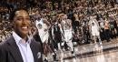 Warriors news: Scottie Pippen visits Golden State practice