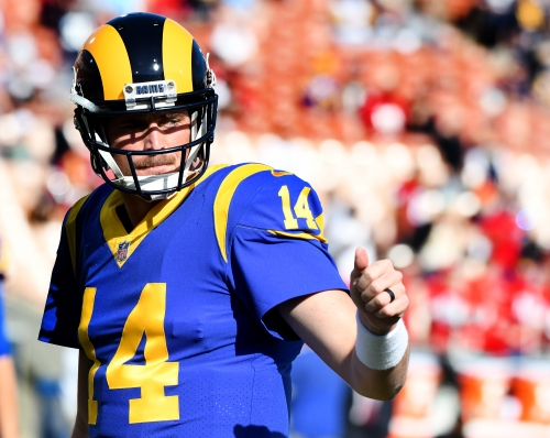 Yo NFL, do the right thing and say yes to the Rams throwback uniforms