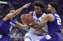 Kansas star Devonte' Graham would bring experience, pedigree to Pistons