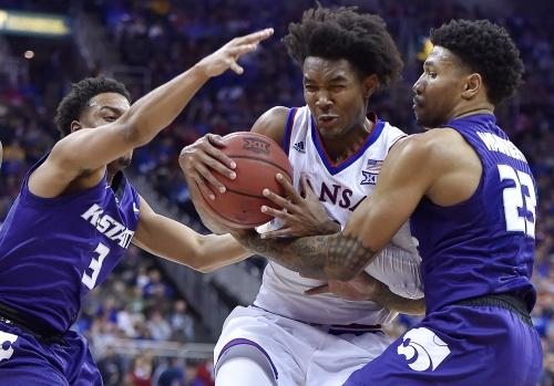 Kansas star Devonte' Graham would bring experience, pedigree to Pistons