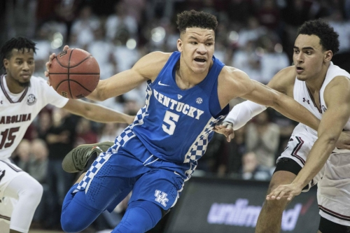 John Calipari: Kevin Knox would be a steal for the Knicks