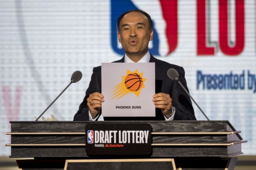 """Suns """"Open"""" to Trade for #1 Pick"""