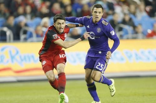 FT: Toronto FC 2-1 Orlando City — Late Telfer winner bags three points