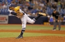 Rays' new pitching plan: Sergio Romo's first career start