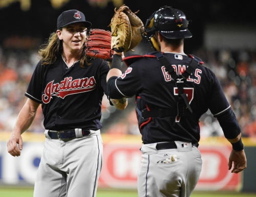 Mike Clevinger, Cleveland Indians lose pitching duel to Charlie Morton, Houston Astros, 4-1