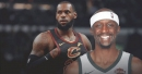 Jason Terry gets asked by kids about LeBron James dunking on him
