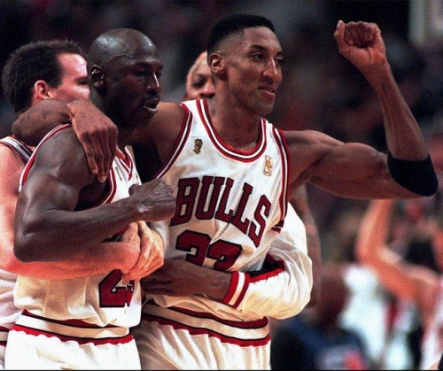 Why Scottie Pippen believes it's unfair to compare Michael Jordan and LeBron James