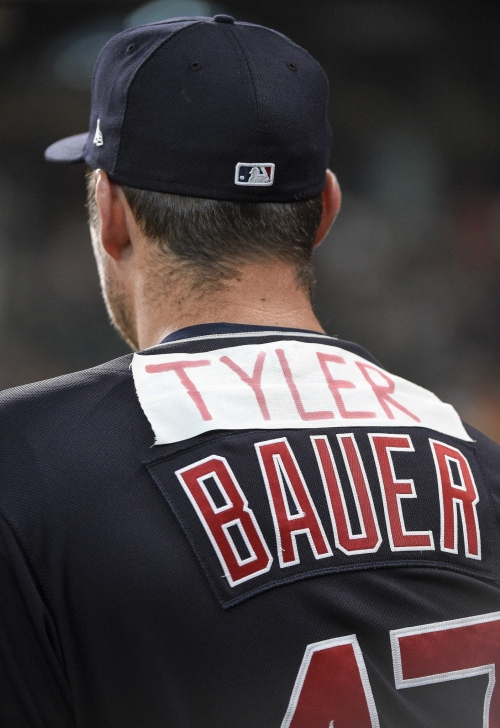 Trevor Bauer trolls Houston pitcher Lance McCullers with charity donation announcement