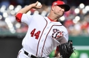 Nationals' reliever Ryan Madson: Bounty hunter mentality; bullpen carts; usage early in 2018...
