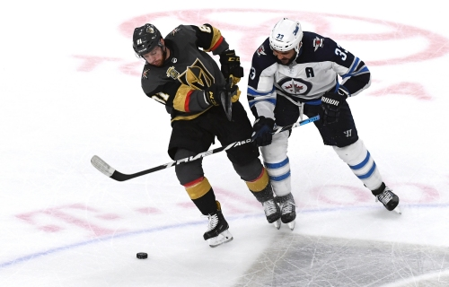 Jonathan Marchessault scores twice, Vegas Golden Knights top Winnipeg Jets to take series lead