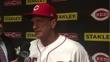 Riggleman talks Bailey's rough outing vs. Cubs