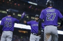 Rockies 6, Giants 1: Ian Desmond, Kyle Freeland carry Colorado to victory