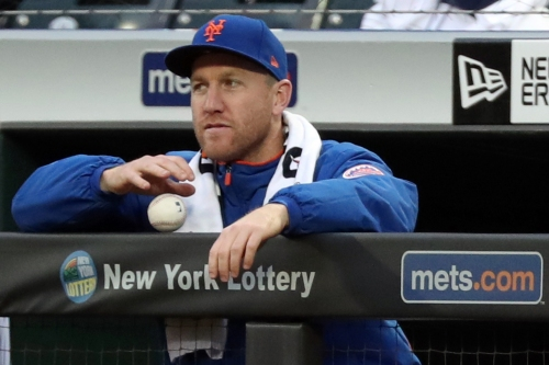 Todd Frazier insists on this one step before making Mets return