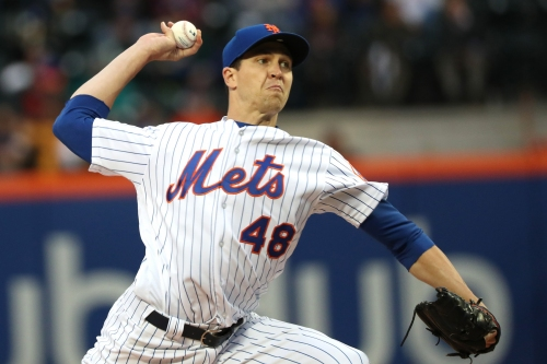 Jacob deGrom puts Mets' fears to rest in dominant performance