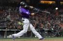 Ian Desmond's bat comes to life as Rockies beat Giants